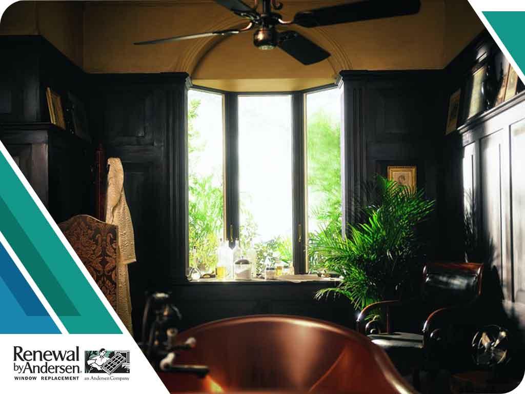 Renewal by Andersen® Now Offers Black Window Interiors