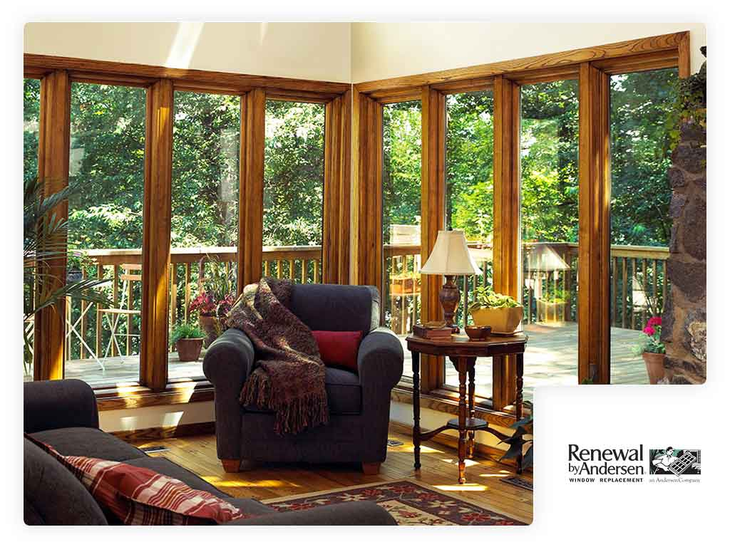 Windows and Ceiling Fans: Making Sunrooms Energy-Efficient