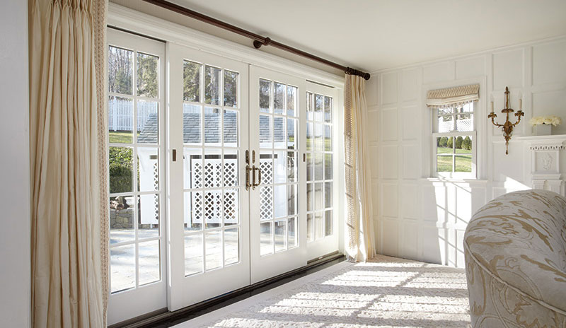 Energy Efficient Patio Door