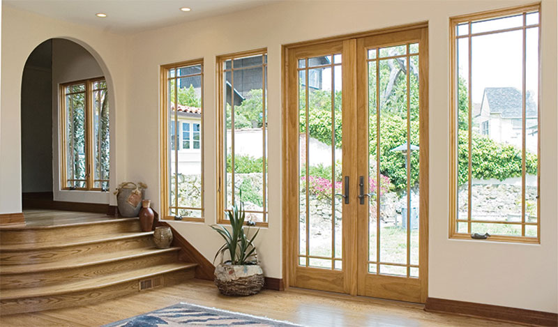 Entry Patio Doors